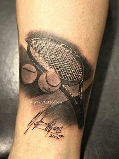 Find this Pin and more on Tennis tattoo.