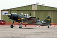 零戦52型61-120号機 Mitsubishi A6M5