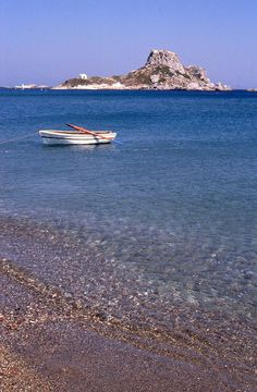 Kastri Island near Kos - Greece