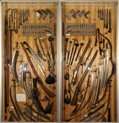 Weapons of Ukrainian Cossacks