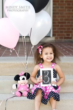 minnie mouse birthday photography https://www.facebook.com/pages/Mindy-Smith-Photography/147415681943107?ref=hl