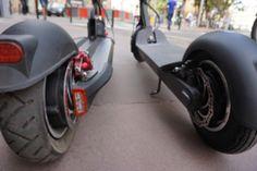 Les nouvelles trottinettes électrique maxi confort...