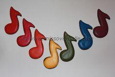 musical cookies