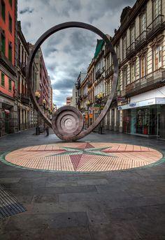 Arte y pasión por el centro de  Las Palmas de Gran Canaria - Foto de Marcos Rivero