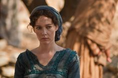 Esther played by Cristiana Capotondi