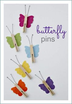 50+ creative butterflies ideas in diffrent style ~ Crazzy Craft