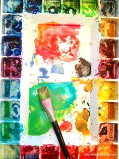 Watercolor #BBBcolor