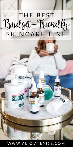 Looking for new skincare products that won't break the bank? Top DC beauty blogger Alicia Tenise shares her favorite products from Advanced Clinicals. #skincare