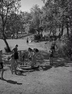 Pyynikin uimaranta 2.7.1944