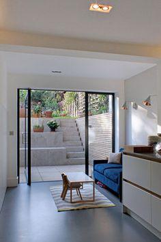Milton contemporary-kitchen