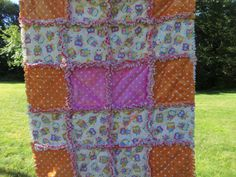 Owls and polka dots Soft and comfy fabrics by dmaeredesigns, $45.00