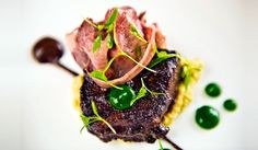 The New Potato » Braised Kentucky Bison Short Ribs with Chestnuts & Winter Root Vegetables: Edward Lee, Top Chef
