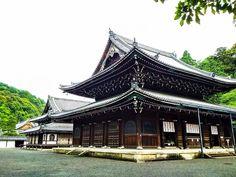 SennyuJi-Temple #Japan #Kyoto #Architecture #Buddhism