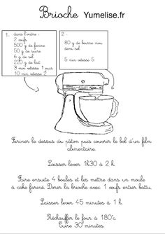 Kitchen Aid Recipes, Cooking Recipes, Love Eat, Love Food, Kitchen Aid Artisan, Kitchen Machine, Food Gallery, Beignets, Breakfast Time
