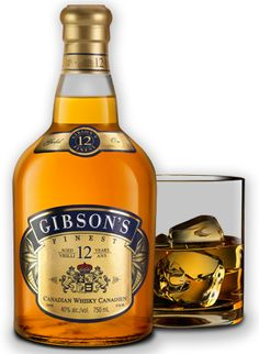 Gibson's Finest Whisky- The one to Die for★♥♡♥★