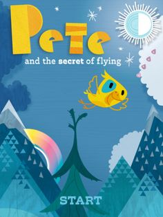 Pete & the secret of flying