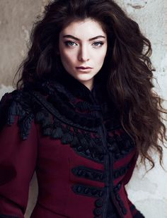 I adore the style of this jacket - lorde chris nicholls photos3 More Photos of Lordes FASHION Story by Chris Nicholls