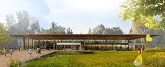 Galeria de Perspectivas do Chão: Novos olhares para os concursos de projeto de arquitetura no Brasil - 5