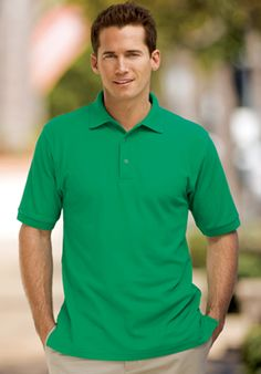 f77250068d4ff Buy Port Authority Silk Touch Polo for Men