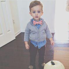 baby boy fashion via sarahknuth instagram.