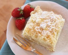 Apple Crumble Slice - A Spoonful of Sugar