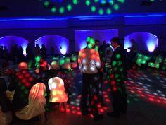 Wedding Reception at the Potawatomi INN ballroom Oct.5th 2013