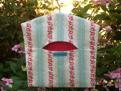 Pretty Maids All in a Row Peg Bag Clothes by FromeRiverStudios Clothespin Bag, Peg Bag, Clothes Pegs, Wooden Hangers, Maids, The Row, Studios, Shabby Chic, Burgundy