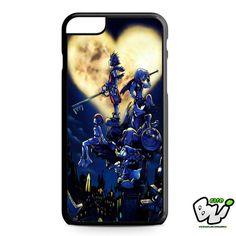 Kingdom Heart iPhone 6 Plus Case | iPhone 6S Plus Case