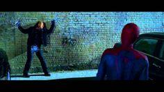 The Amazing Spider-Man  vs Car Thief / Movie Scene | Best Viral & Funny Videos