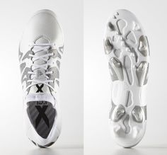 adidas X 15.1 white black silver