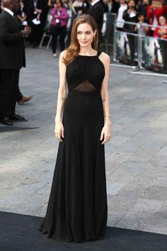 "2. Angelina Jolie At The ""World War Z"" Premiere"
