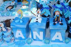 Festa frozen Ana!