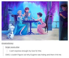 #Frozen #Tangled Love <3