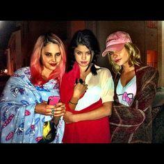 Rachel Korine, Selena Gomez & Ashley Benson