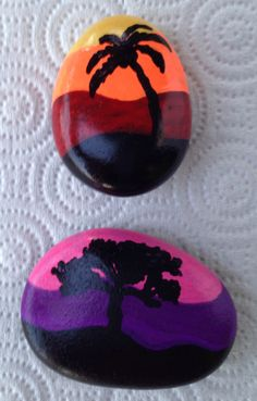 Painted stones SNS DESIGNS