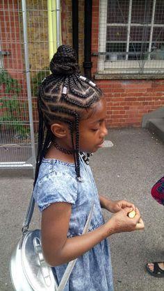Fulani inspired braids