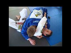 Harpoon Sweep with Professor Pedro Sauer - YouTube