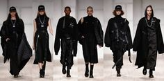 "Via the ""Sangue Novo"" platform, the portuguese organization ModaLisboa_Lisboa Fashion Week gives the oportunity every year to 10 young fashion designers to present their graduates or first collections during the official Lisbon fashion week . Carolina..."