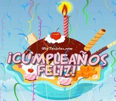 Cumpleaños Feliz http://www.riotarjetas.com/tarjetas_de_cumpleanos.html Postales de Cumpleaños @ RioTarjetas.com