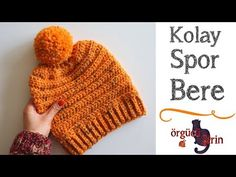 Nusret Hotels – Just another WordPress site Easy Crochet, Crochet Baby, Knit Crochet, Crochet Beanie, Knitted Hats, Moda Emo, Wool Vest, Crochet Videos, Knitting Socks