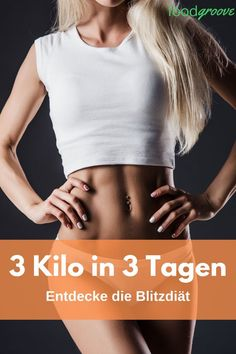 Blitz diet: How to lose kg in 3 days! - Food groove- Blitzdiät: So nimmst du in 3 Tagen Kilo ab! – Foodgroove Discover the blitz diet and lose up to 3 kg in just 3 days! Slim Down Fast, How To Slim Down, Yoga Fitness, Health Fitness, Easy Fitness, Fitness Workouts, Healthy Chips, Man 2, The Blitz