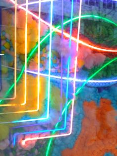 33b026c23 52 Best color / neon images in 2019   Lights, Art installations, Colors