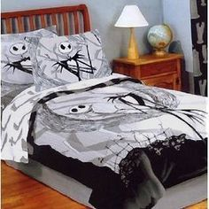 The Nightmare Before Christmas Comforter &