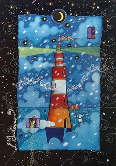 Andrea Agostini - Inverno Serigrafia polimaterica su carta