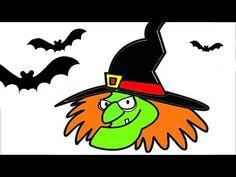 Los dos jorobados y las brujas - Halloween - Cuentos infantiles españole...