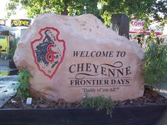 Cheyenne, WY : Cheyenne Frontier Days...an annual event