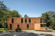 Smerin Architects — Red Bridge House - New Build House in East Sussex