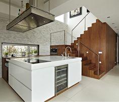 BO6 Architecten - interieur villa ijburg