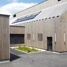 Topos Architecture : Petite enfance