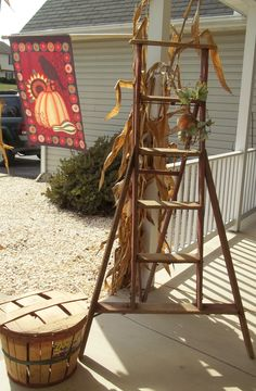 Just acquired two of these 5 ft. tripods ...amazing ladders